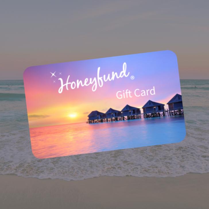 honeyfund gift card registry