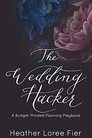 online wedding planning resources -- wedding hacker book
