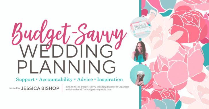 Budget Savvy Wedding Planning Facebook Group