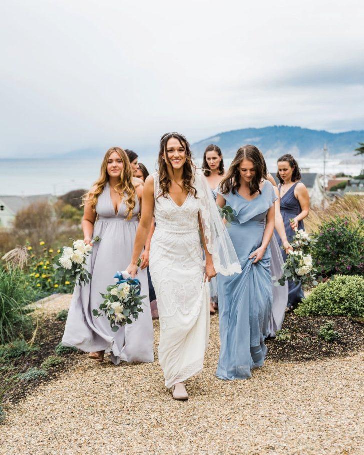 Bridesmaids Dresses - California Microwedding