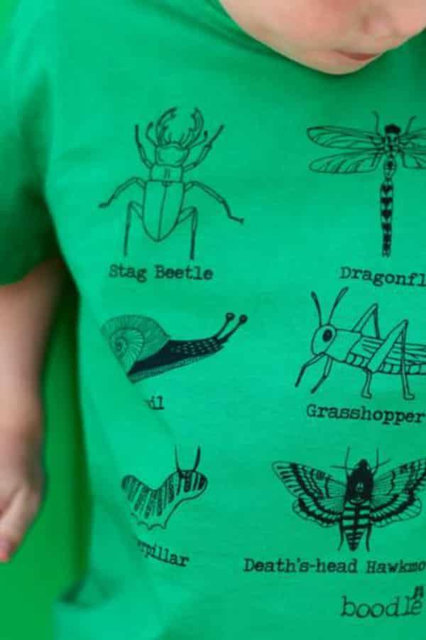 Bugs Organic T Shirt