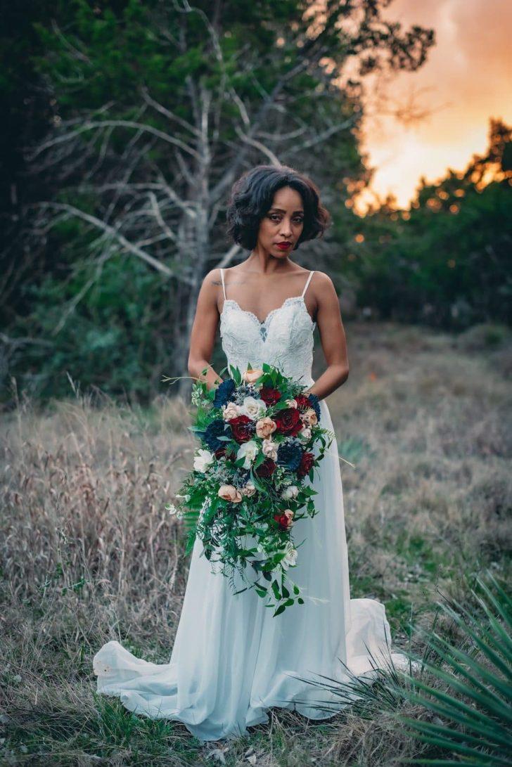 Melissa Roel | Dixie Luxe Wood Flowers