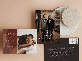 Minted Save the Dates Discount