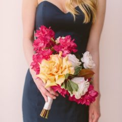 Gemma Bridesmaid Bouquet