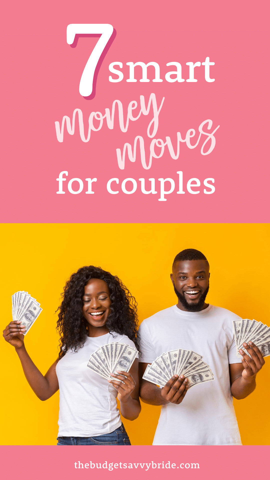 7 smart money moves  for couples