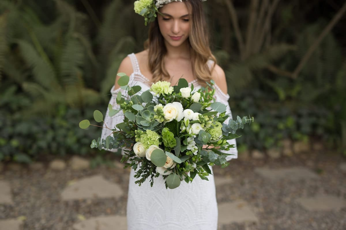 FiftyFlowers Bridal Bouquet