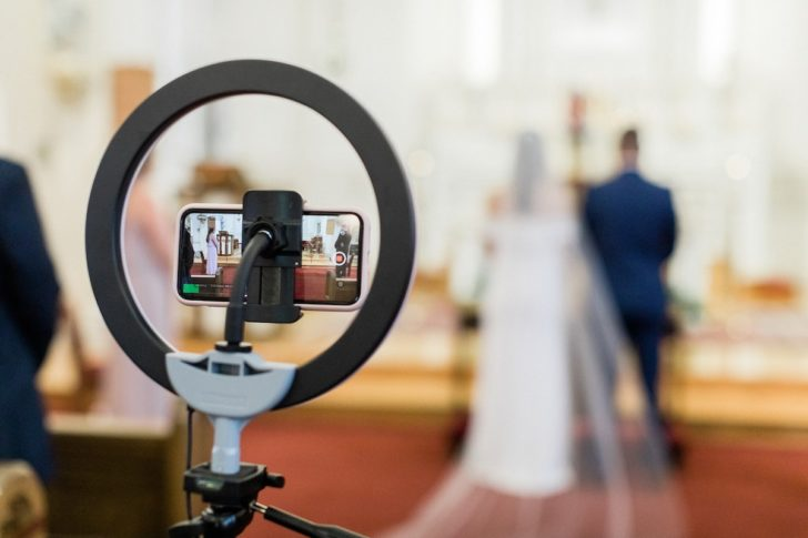 LoveStream Virtual Wedding Livestreaming Platform