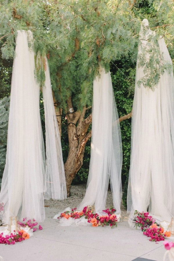 Tulle Draping Fabric
