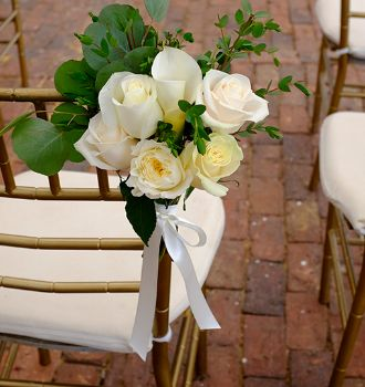 Purity Collection - Fifty Flowers Wedding Collections - Pre-arranged wedding flower packs