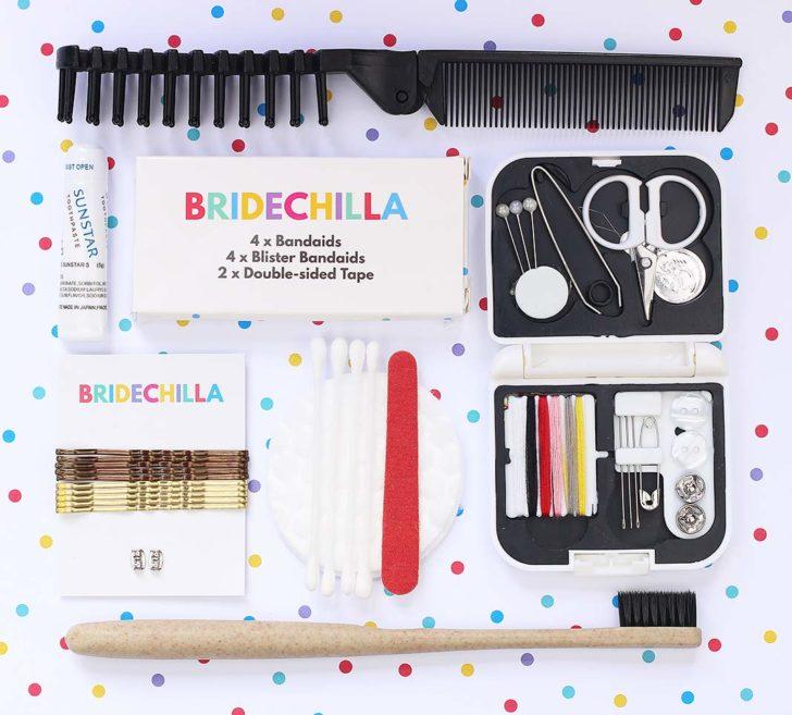 bridechilla kit