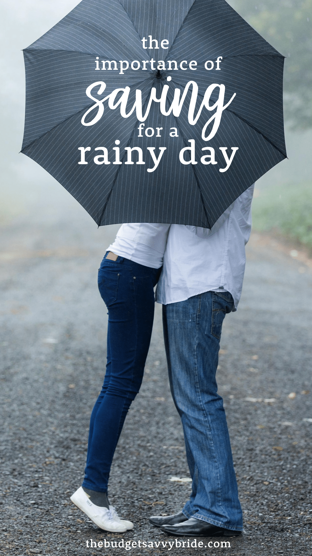 the importance of saving for a rainy day