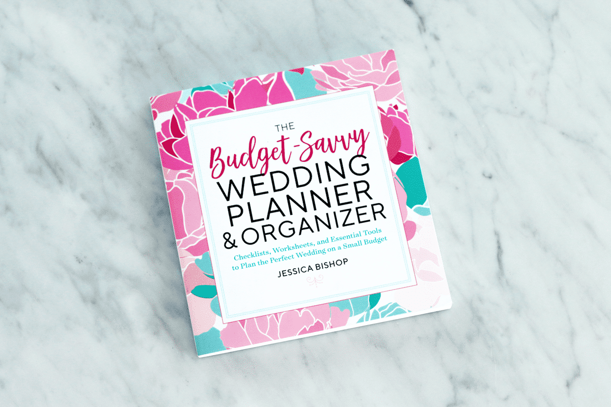 Introducing the best DIY wedding planner for brides on a budget: The Budget-Savvy Wedding Planner & Organizer. Learn more about the best-selling wedding planner on Amazon!