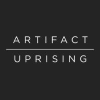 Artifact Uprising logo