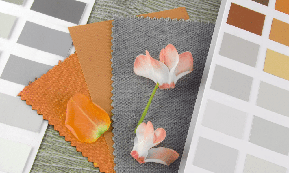 color palette change date update wedding look