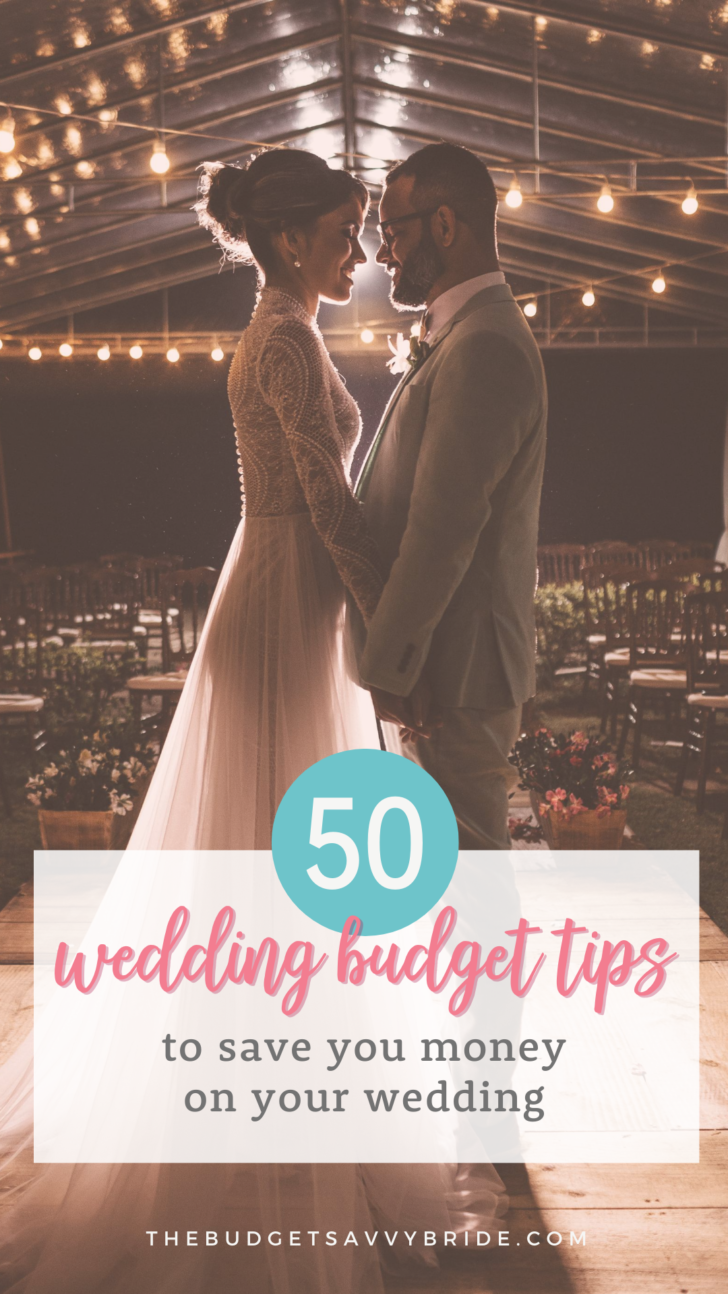 tips to save money on your wedding