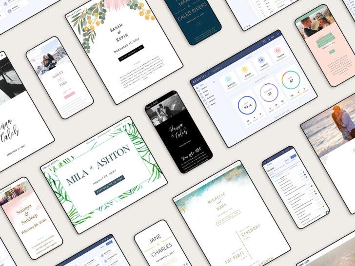 wedsites planning tools