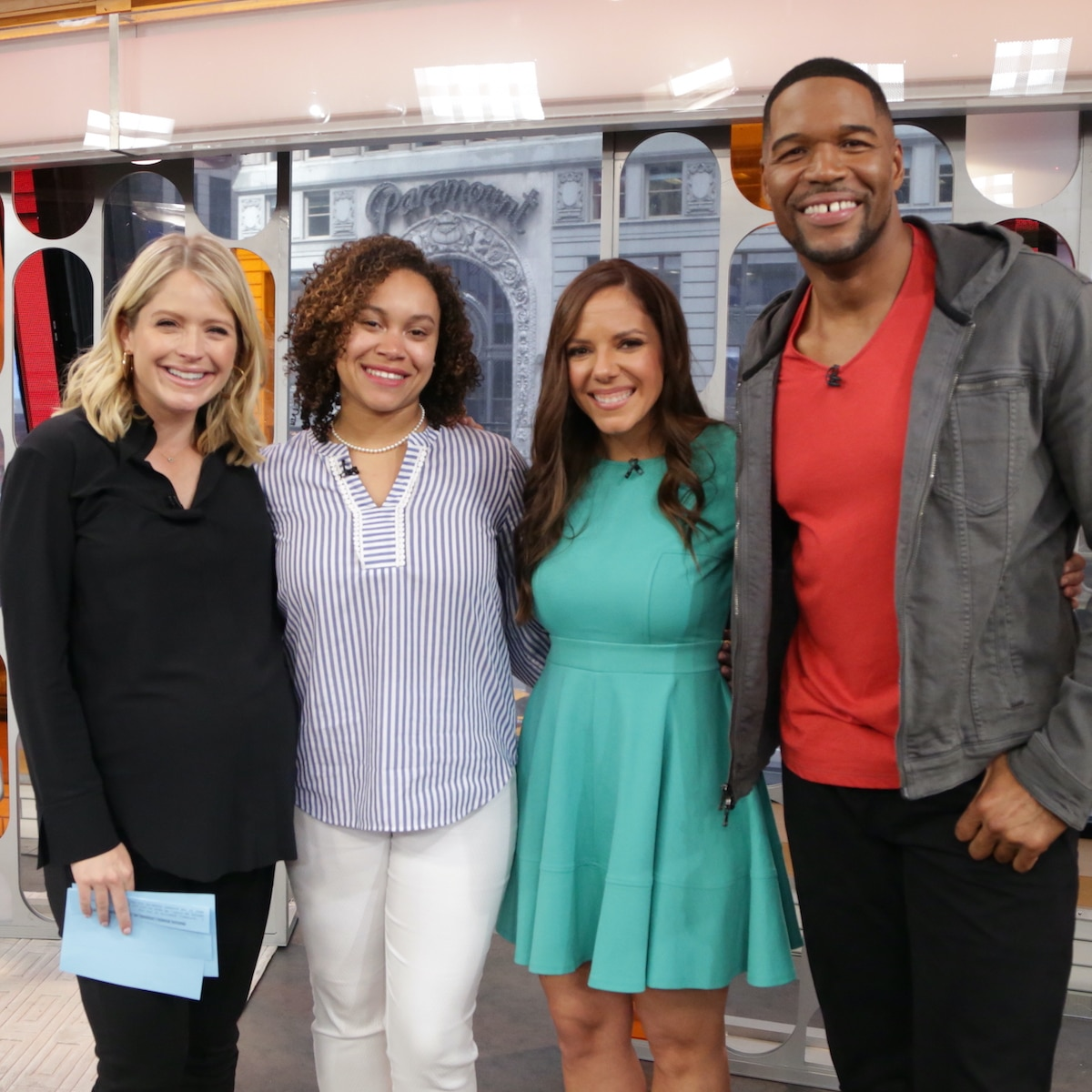 Sara Haines, Jessica Bishop, Michael Strahan - Save Money on a Wedding