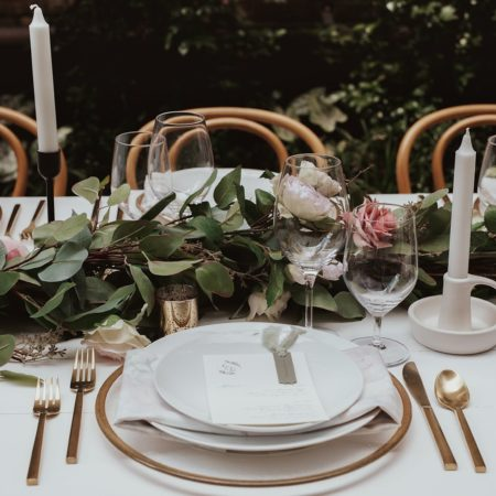 Styled Elopement - Parsonage