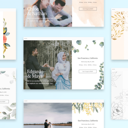 Wedding Planning Tools and Websites from Joy