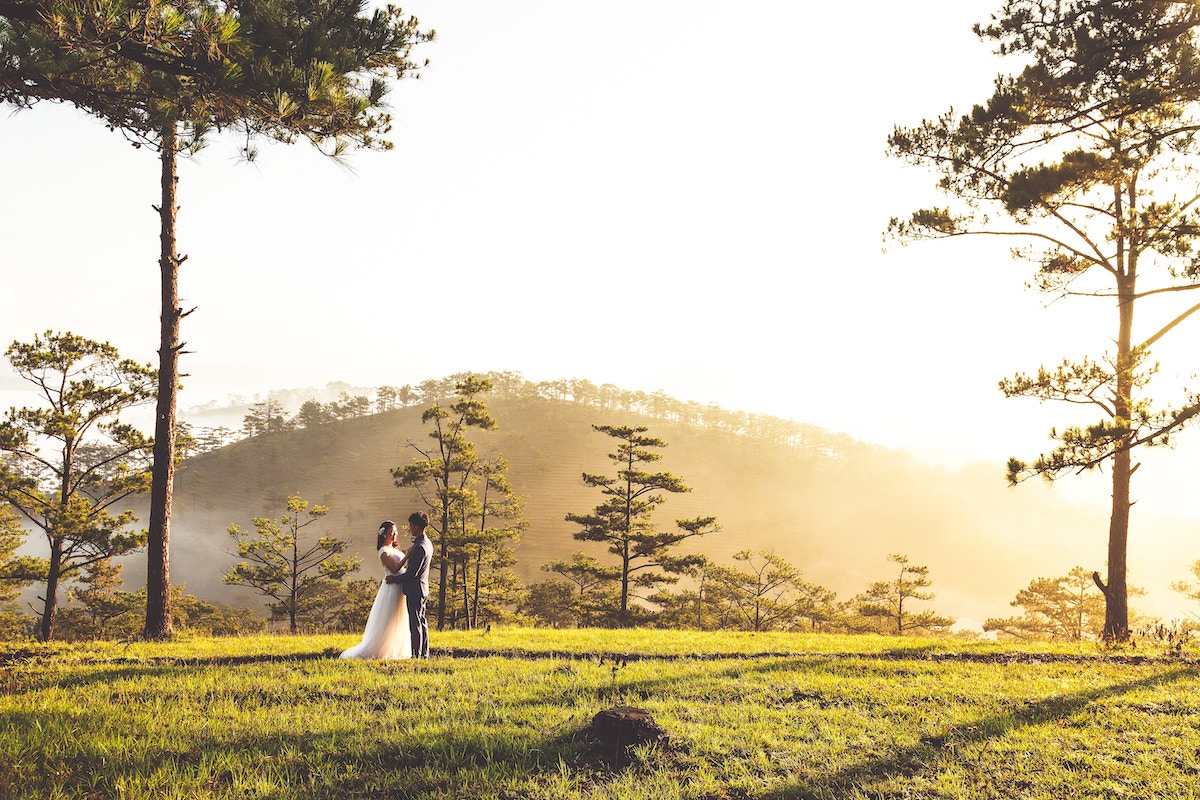 the most affordable wedding locations - best places to get married or have a cheap wedding