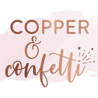Copper & Confetti Co logo