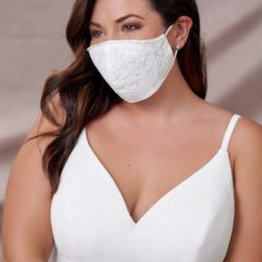bridal face mask azazie