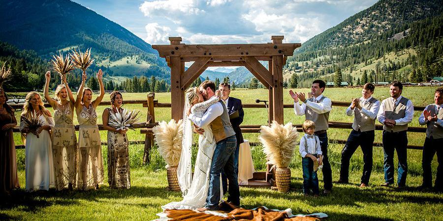 The Most Affordable Places to Get Married in the US - Montana