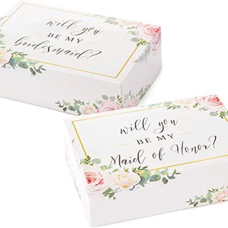 Bridesmaid Proposal Box Set - 6 Pack