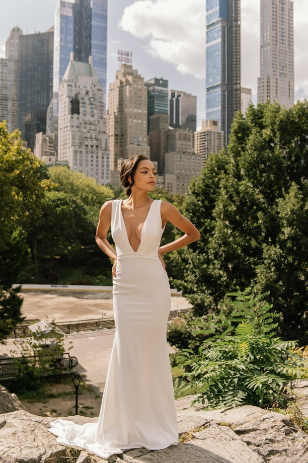 Pia Gladys Perey debut bridal collection