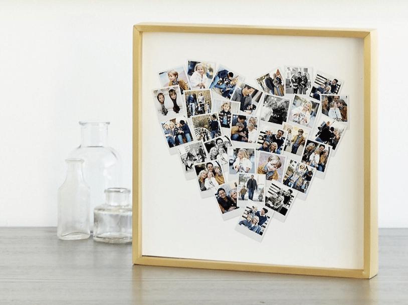 HeartSnapshot Minted Photo Gifts