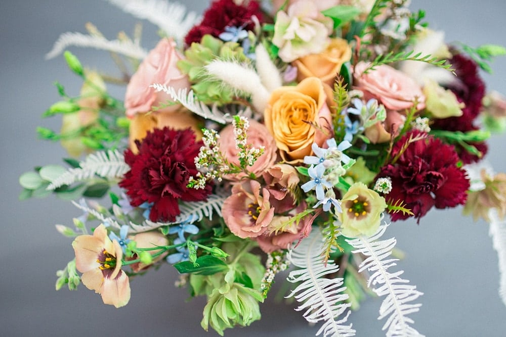 Wedding Flower Bouquet from Bloom Culture Flowers