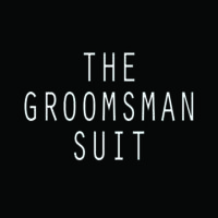 The Groomsman Suit logo