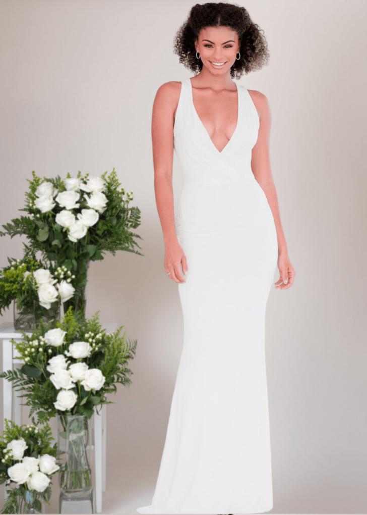 Hillary Wedding Gown - Pia Gladys Perey