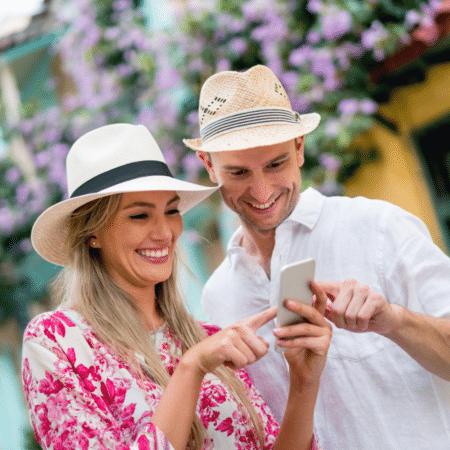 Apps for planning a destination wedding