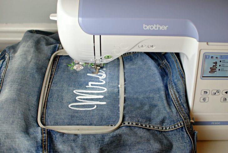 Step 5: Denim Jean Jacket DIY Personalization