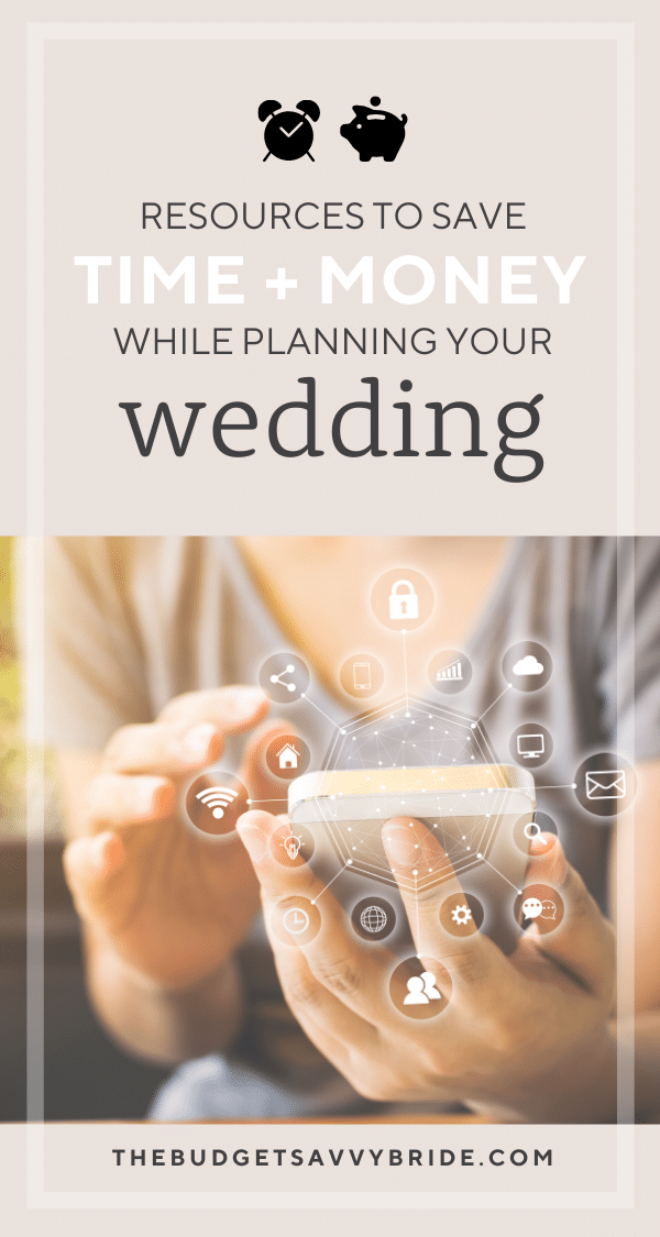 services that make wedding planning more convenient