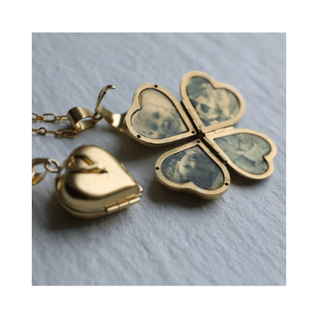 Wedding Gifts for spouse on your big day-Photo Album Locket