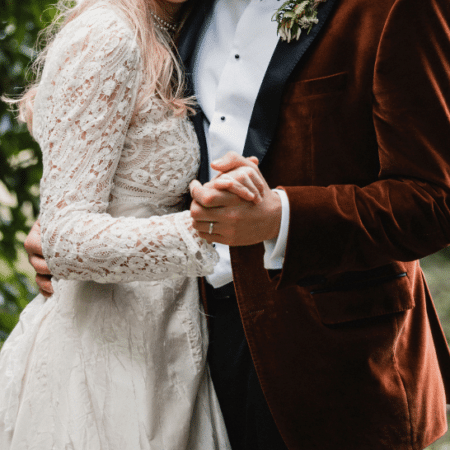 Stumped on a first dance song? Take a look at our list of twenty wedding first dance songs that are as unique and special as your fiancé.