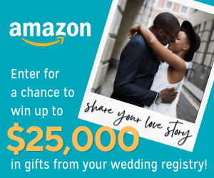 amazon dream registry giveaway