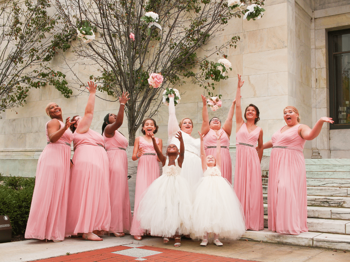 the bridal party tradition