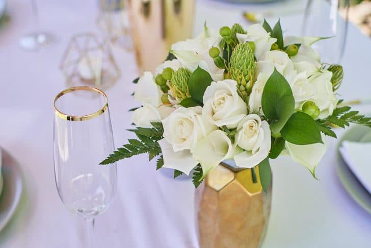 wedding flowers delivered to your door from The Bouqs Co!