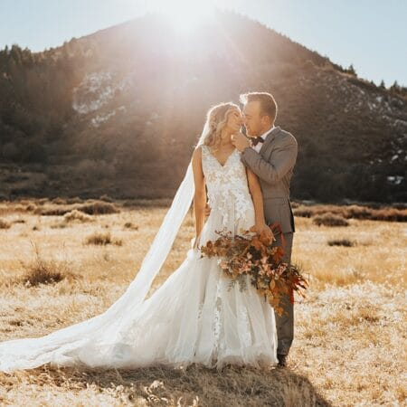Deer Creek Canyon Styled Shoot - Vow'd Weddings