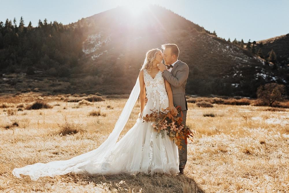 Deer Creek Canyon Styled Shoot - Vow'd Weddings