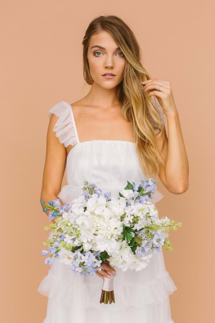 MILLIE BRIDAL BOUQUET from SOMETHING BORROWED BLOOMS