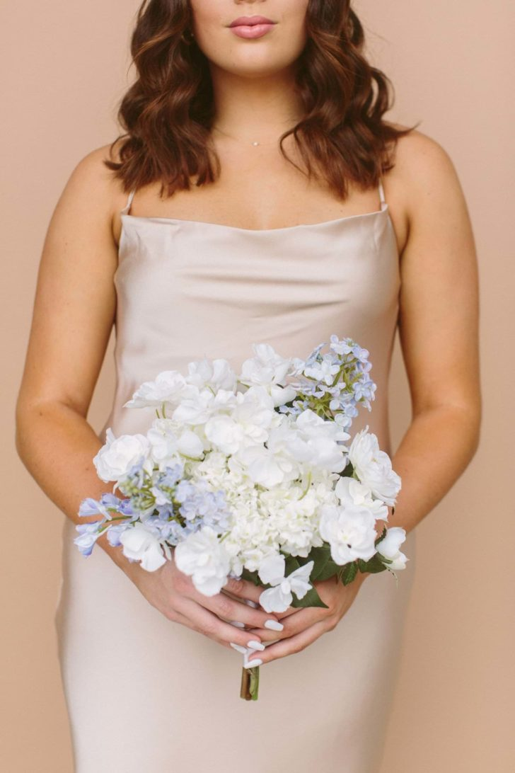 MILLIE BRIDESMAID BOUQUET from SOMETHING BORROWED BLOOMS