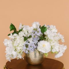 millie centerpiece something borrowed blooms
