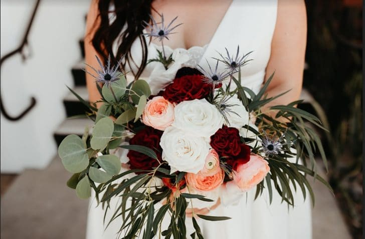 Wedding Bouquet from The Bouqs