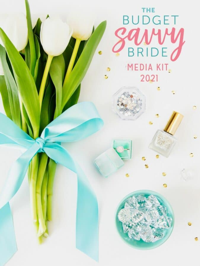 2021 Ad Packages - TheBudgetSavvyBride