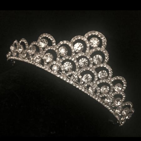 Bridgerton Inspired Tiara Crown
