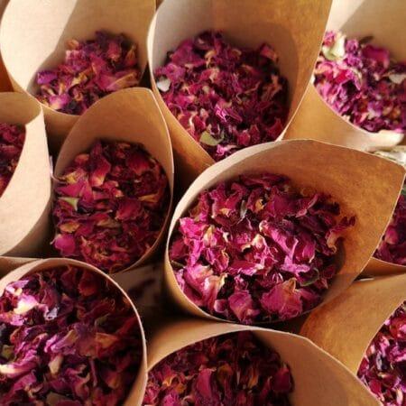 Floral Wedding Confetti